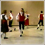 TTU German Dancers Performing